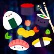 Patterns Origami. Un proyecto de Diseño de personajes, Diseño de producto y Pattern Design de Estudio Kudasai - 15.09.2015