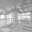 Andamiaje antiguo. Un projet de Modélisation 3D de Alejandro Soriano - 22.07.2020