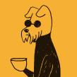 Lula es Café. A Design, Illustration, Br, ing, Identit, and Naming project by VVORKROOM - 07.23.2020