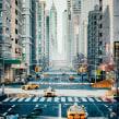 Exterior de ciudad desde un sueño.. Un proyecto de 3D, Arquitectura de la información, Diseño de iluminación, Arte urbano, VFX, Animación 3D, Iluminación fotográfica, Concept Art y Arquitectura digital de Ro Bot - 25.07.2020