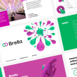 Sales deck for Brella. A Design und Grafikdesign project by Katya Kovalenko - 26.03.2019