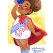 PESSOAL • Fantasias de carnaval. Um projeto de Ilustração, Ilustração infantil e Ilustração com tinta de Juliana Rabelo - 04.08.2020