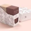 Vigdis Rosenkilde - Chocolate. Un proyecto de Packaging de FIBRA - 10.07.2018