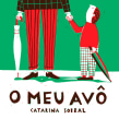 O Meu Avô. A Illustration, Children's Illustration, and Narrative project by Catarina Sobral - 08.24.2020