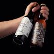 La Cervecería Santa Cruz. Un proyecto de Br, ing e Identidad y Packaging de Cherry Bomb Creative Co. - 25.08.2020