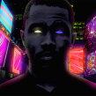 Frank Ocean - Nights ( Visuals - Personal Project ) . Un projet de Motion Graphics, Animation , et Animation 2D de Klarens Malluta - 26.08.2020