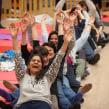 Laughter Yoga. Un proyecto de Fotografía documental de Giulia Candussi - 02.02.2016