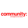 Community: Convergencia de Medios . A Logo Design project by Marcelo Sapoznik - 09.04.2020