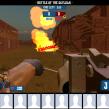 Battle of the outlaws (multiplayer unpublished prototype). Un proyecto de Videojuegos y Desarrollo de videojuegos de Jose Goncalves - 13.01.2012