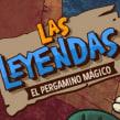Las Leyendas: El pergamino mágico (Ánima). Un proyecto de Videojuegos y Desarrollo de videojuegos de Jose Goncalves - 13.11.2017