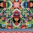 Proyecto Solidario para las Mujeres del Amazonas. Un proyecto de Diseño, Ilustración, Diseño de producto, Ilustración vectorial e Ilustración textil de Catalina Estrada Uribe - 15.09.2020