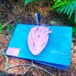 Mi Proyecto del curso: Cartografía del Amor / Libro mapa pop up desplegable . Um projeto de Design editorial, Criatividade e Encadernação de Silvia Hijano Coullaut - 16.09.2020