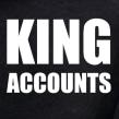King Accounts. Un proyecto de UI / UX de Mario Ferrer - 21.09.2020