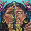 Murales Colombia . A Street Art project by ZELVA Uno - 10.06.2018