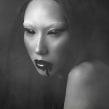 Black and white artworks. A Photograph, Art Direction, Creativit, Portrait photograph, Fine-art photograph, and Photographic Composition project by Krishna VR - 10.09.2020