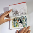 Theatre Book of The Elephant's Child by Rudyard Kipling. Um projeto de Ilustração e Papercraft de Karishma Chugani - 08.07.2020
