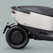 Electric scooter rebrand. Un proyecto de Br, ing e Identidad, Diseño editorial y Diseño gráfico de Silvia Fernández Palomar - 19.10.2020
