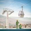 Memoria de Sostenibilidad Metro de Medellín. Un proyecto de Ilustración, Fotografía, Diseño de personajes, Diseño editorial, Diseño gráfico, Diseño de personajes 3D, Fotografía digital y Art to de agite - 20.03.2016