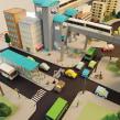Informe Corporativo Metro de Medellín. Un proyecto de Dirección de arte, Diseño de personajes, Diseño editorial y Diseño gráfico de agite - 12.03.2014