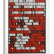 El día de la Bestia, de Jabi Medina. Un proyecto de Serigrafía y Diseño tipográfico de Amazink - 23.10.2020