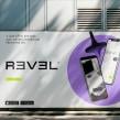 REVEL. Un proyecto de Br, ing e Identidad y Animación 3D de Asís - 15.07.2019