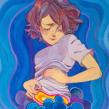 Sick. Un proyecto de Ilustración, Bellas Artes, Pintura acrílica y Dibujo digital de Adriana DLT - 27.04.2016