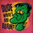 Dude, where's my brain?. Um projeto de Concept Art de Ed Vill - 28.10.2020
