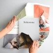 Catálogo Kokorome. Un catálogo atemporal. Un proyecto de Diseño, Diseño editorial, Diseño gráfico y Comunicación de Núria Vila Punzano - 28.10.2018