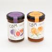 CLEM. Un proyecto de Diseño, Ilustración, Br, ing e Identidad, Diseño gráfico y Packaging de Marion Bretagne - 29.10.2020