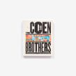 The Coen Brothers: This Book Really Ties the Films Together. A Graphic Design project by Sophie Mo - 11.02.2020