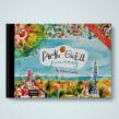 """Sketchbook: """"Park Güell Journey"""" . Un proyecto de Ilustración y Arte urbano de Maru Godas - 24.03.2017"""