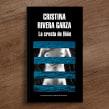 La cresta de Ilión. Un proyecto de Diseño y Diseño editorial de Daniel Bolívar - 04.11.2020