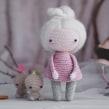 Abuelita Gustava.. Un proyecto de Tejido de Príncipe del Crochet (Marcelo Cortés) - 06.11.2020