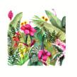 LOVE GROWS IN NATURE. Um projeto de Ilustração, Publicidade, Pintura em aquarela e Ilustração botânica de Paulina Maciel · Canela - 08.11.2020