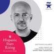 "New book ""Hispanic Star Rising"": 90 personal stories from U.S. Hispanics. Un progetto di Stor , e telling di Antonio Nunez Lopez - 10.11.2020"