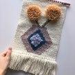 Mi Proyecto del curso: Tejido de tapices en telar de alto lizo. Un proyecto de Tejido de María Hernández - 10.11.2020