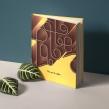 Latte | The art of coffee. Un proyecto de Ilustración, Diseño editorial, Lettering, Lettering digital y Lettering 3D de Raquel Marín Álvarez - 16.11.2020