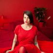 Vermelha. A Post-production, Portrait photograph, Fine-art photograph, Lifest, and le Photograph project by Nina Bruno - 11.17.2020