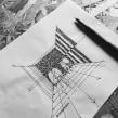 Dibujos Recientes 01. A Drawing project by Héctor López - 11.01.2020