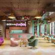 Blos Roses Brickell. Un projet de 3D, Modélisation 3D , et ArchVIZ de Gustavo Correa - 20.11.2020
