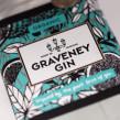 Graveney Gin Bottle Packaging. A Illustration, Packaging, Digital illustration, Botanical illustration & Ink Illustration project by Melanie Chadwick - 11.26.2017