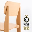 Silla Pala. A Architecture, Furniture Design, Industrial Design, Interior Design, Product Design, and Woodworking project by Muka Design Lab - 11.27.2020