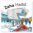 Zaha Hadid. A Children's Illustration project by Carlo Stanga - 11.27.2020