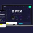 Pycom: Go Invent. Un proyecto de Cop y writing de Paul Anglin - 03.12.2020