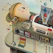 Bienal de Ilustración Latinoamericana. Un proyecto de Ilustración digital de Cristian Turdera - 03.12.2020