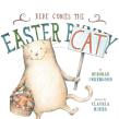 Here Comes the Easter Cat. Un proyecto de Ilustración infantil de Claudia Rueda - 18.01.2014
