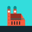 Cities. Monocle. Un proyecto de Diseño gráfico, Infografía e Ilustración vectorial de Paadín - 21.12.2020