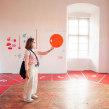 System in the room. Un proyecto de Instalaciones, Dirección de arte, Diseño de juegos, Concept Art y Art to de Maria Mandea - 15.09.2020