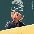Eviction Notice. Un proyecto de Animación, Dirección de arte, Diseño de personajes, Cine, Stop Motion, Animación de personajes, Diseño de personajes 3D y Realización audiovisual de Maria Mandea - 04.12.2017