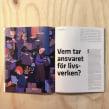 Editorial illustration: Fotografisk Tidskrift. A Illustration, Editorial Design, Digital illustration, Digital Drawing, and Editorial Illustration project by Emma Hanquist - 12.20.2020